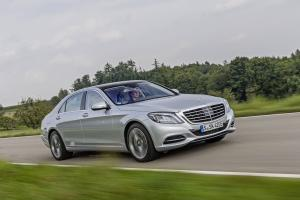 Mercedes-Benz S550 Plug-in Hybrid 2014 года
