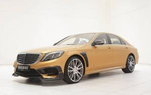 Mercedes-Benz S63 800 AMG Reworked by Brabus 2014 года