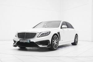 2014 Mercedes-Benz S63 850 AMG by Brabus