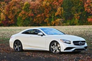 Mercedes-Benz S63 AMG Coupe 2014 года