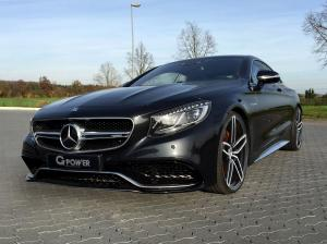 2014 Mercedes-Benz S63 AMG Coupe by G-Power