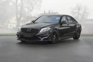 2014 Mercedes-Benz S63 AMG by Mansory