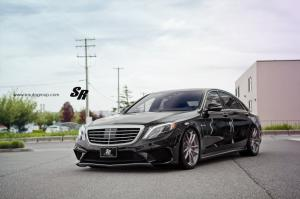 2014 Mercedes-Benz S63 AMG by SR Auto Group