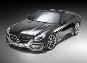 2014 Mercedes-Benz SL-Class Avalange GT-R by Piecha Design