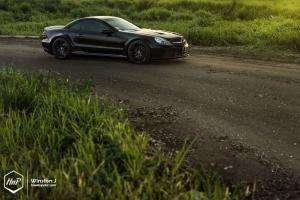 2014 Mercedes-Benz SL-Class by Prior Design on Forgestar Wheels