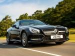 Mercedes-Benz SL400 AMG Sports Package 2014 года