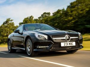 2014 Mercedes-Benz SL400 AMG Sports Package