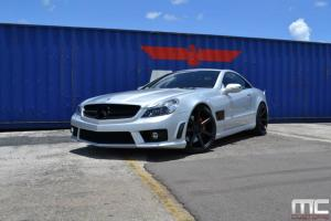 2014 Mercedes-Benz SL63 AMG by MC Customs