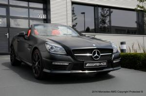 2014 Mercedes-Benz SLK55 AMG by AMG Performance Studio