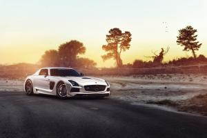 2014 Mercedes-Benz SLS AMG Black Series by RENNtech