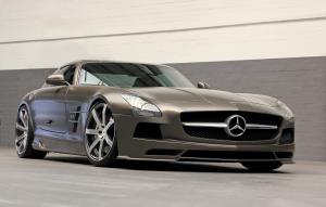 Mercedes-Benz SLS AMG by DD Customs 2014 года