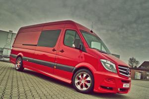 2014 Mercedes-Benz Sprinter 319 CDI by Hartmann