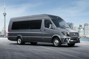 Mercedes-Benz Sprinter Business Lounge by Brabus 2014 года