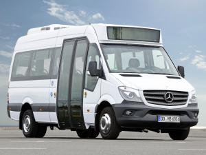2014 Mercedes-Benz Sprinter City 35