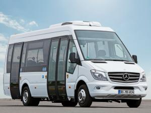 2014 Mercedes-Benz Sprinter City 65