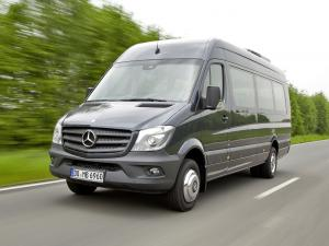 2014 Mercedes-Benz Sprinter Transfer 45