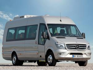 Mercedes-Benz Sprinter Travel 45 2014 года