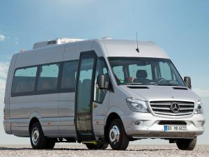 Mercedes-Benz Sprinter Travel 55 2014 года