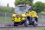 Mercedes-Benz Unimog U 423 Road-Raile 2014 года