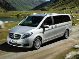 2014 Mercedes-Benz V250 BlueTec 4Matic Avantgarde Line