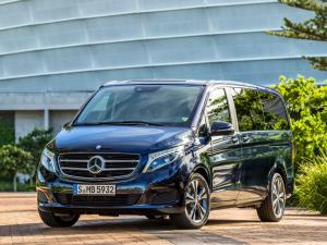 2014 Mercedes-Benz V250 BlueTec