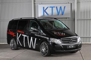 Mercedes-Benz Viano CDI BlueEFFICIENCY by KTW Tuning '2014