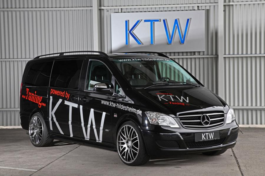 2014 Mercedes-Benz Viano CDI BlueEFFICIENCY by KTW Tuning