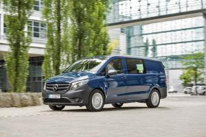 Mercedes-Benz Vito Mixto 2014 года
