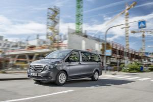 Mercedes-Benz Vito Tourer Base 2014 года