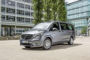 Mercedes-Benz Vito Tourer Select 2014 года