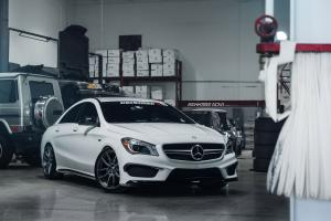 Mercedes-AMG CLA45 by RENNtech on ADV.1 Wheels 2015 года
