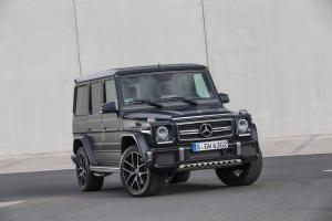 Mercedes-AMG G63 463 Edition 2015 года