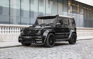 2015 Mercedes-AMG G63 G7 by ONYX Concept
