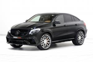 Mercedes-AMG GLE63 850 4Matic by Brabus 2015 года
