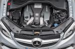 Mercedes-AMG GLE63 Coupe 2015 года