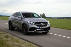 2015 Mercedes-AMG GLE63 S 4Matic Coupe