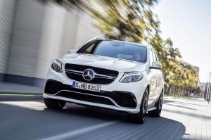 2015 Mercedes-AMG GLE63 S 4Matic