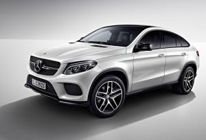 Mercedes-AMG GLE63 S Coupe Night Package 2015 года