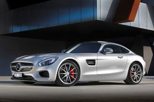 2015 Mercedes-AMG GT S