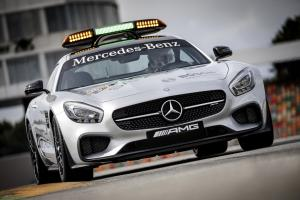 Mercedes-AMG GT S DTM Safety Car 2015 года