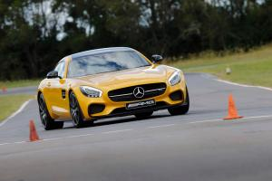 Mercedes-AMG GT S Edition 1 2015 года (AU)