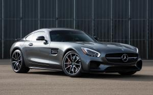 Mercedes-AMG GT S Edition 1 2015 года (NA)