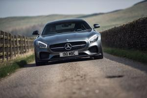 2015 Mercedes-AMG GT S Edition 1