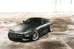 2015 Mercedes-AMG GT S Edition 1 by RENNtech on ADV.1 Wheels (ADV10MV2CS)