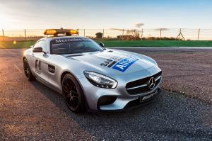 Mercedes-AMG GT S F1 Safety Car 2015 года