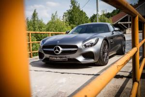 Mercedes-AMG GT S by Mcchip-DKR 2015 года