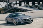 Mercedes-AMG GT S by R1 Motorsport on ADV.1 Wheels (ADV10 M.V2 SL) 2015 года