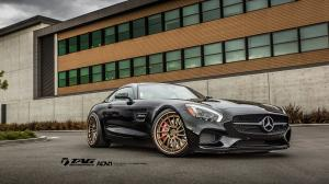 2015 Mercedes-AMG GT S by TAG Motorsports on ADV.1 Wheels (ADV15RTSCS)