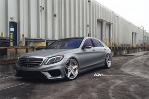 2015 Mercedes-AMG S63 on ADV.1 Wheels (ADV5STSCS)
