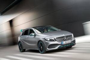 2015 Mercedes-Benz A250 Motorsport Edition